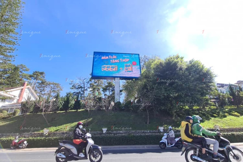 Fami quảng cáo màn hình Led Hồ Xuân Hương Đà Lạt