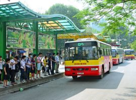 Hà Nội dự kiến xây dựng 600 nhà chờ xe buýt theo chuẩn châu Âu