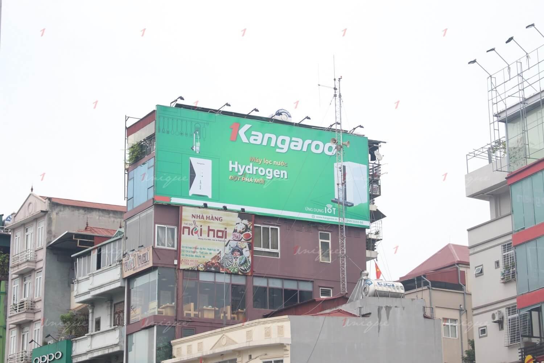 kích thước quảng cáo ngoài trời