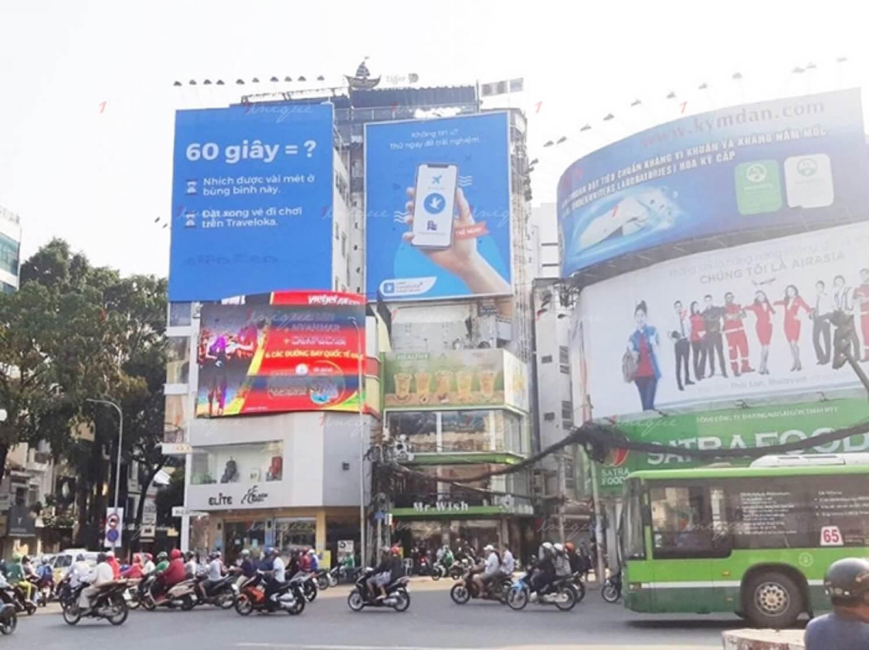 Thiết kế quảng cáo ngoài trời sáng tạo