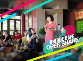 Unique Cafe Open Share Company Trip Sầm Sơn 2020