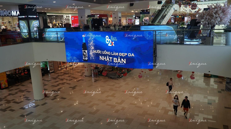 Màn hình Led quảng cáo tại Trung tâm thương mại SC Vivo City