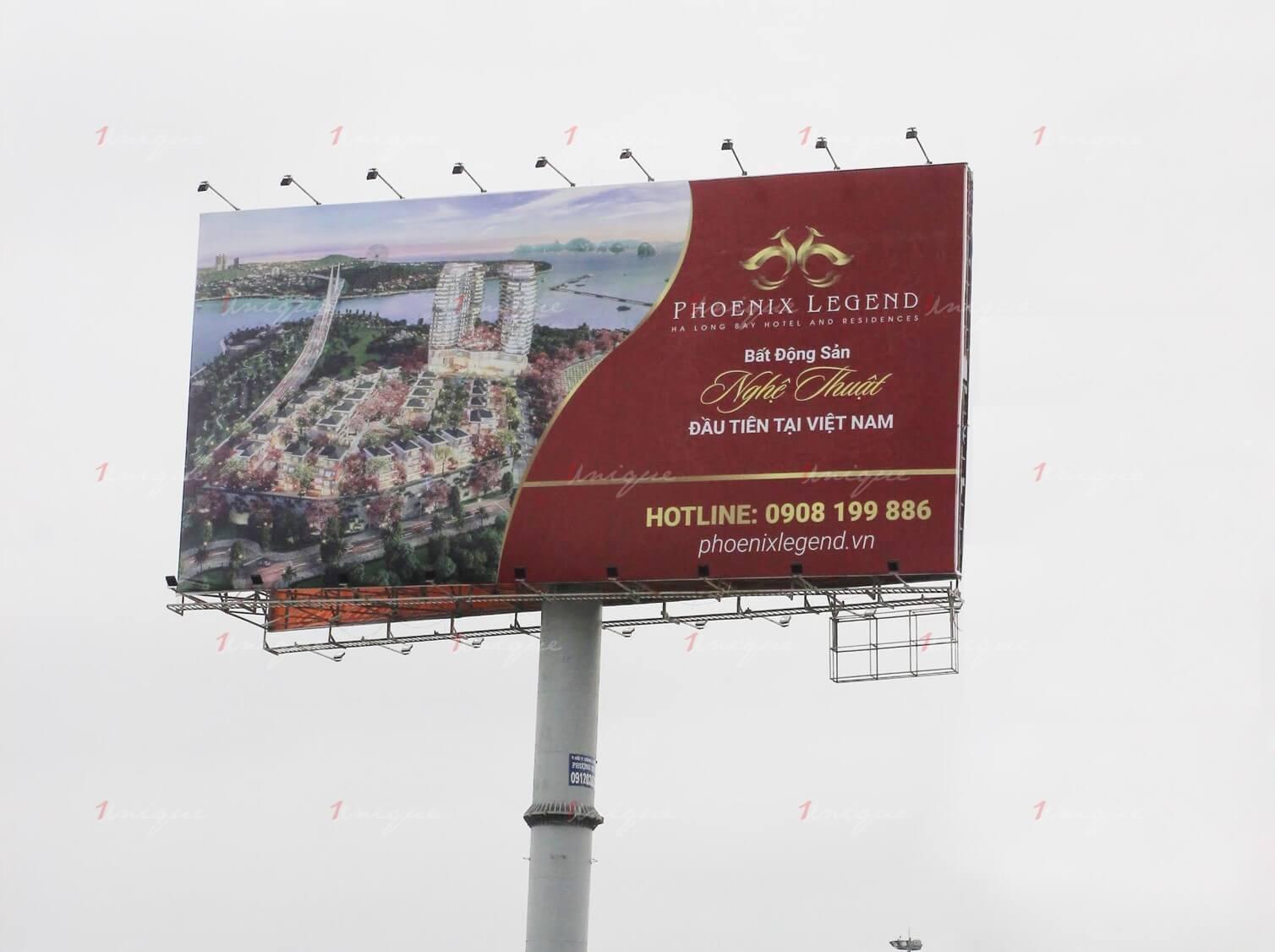 Bảng giá quảng cáo Billboard ngoài trời