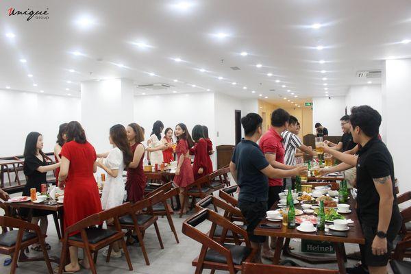 """Unique Company Trip Sầm Sơn 2020: """"Kết sức mạnh, nối thành công"""""""