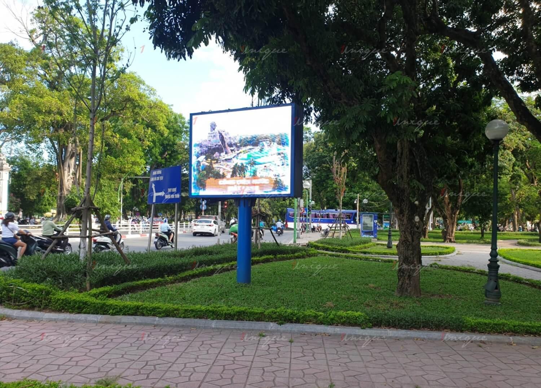 thiên đường bảo sơn quảng cáo màn hình LED