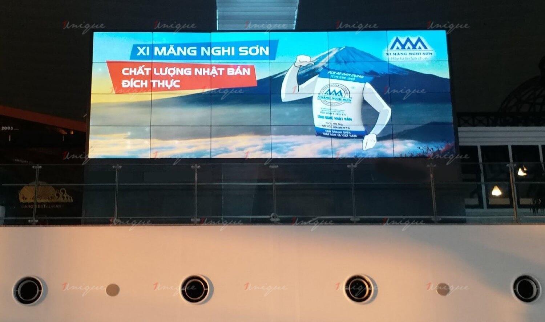quảng cáo màn hình Led tại sân bay đà nẵng