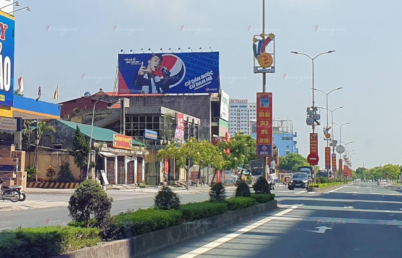 quảng cáo ngoài trời tại Hà Nam