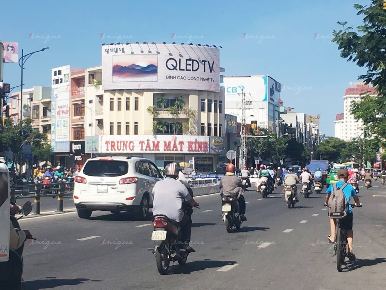 quảng cáo ngoài trời tại Hà Tĩnh