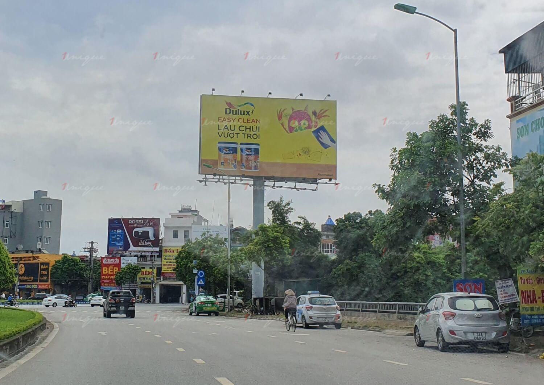 quảng cáo ngoài trời tại Hải Dương