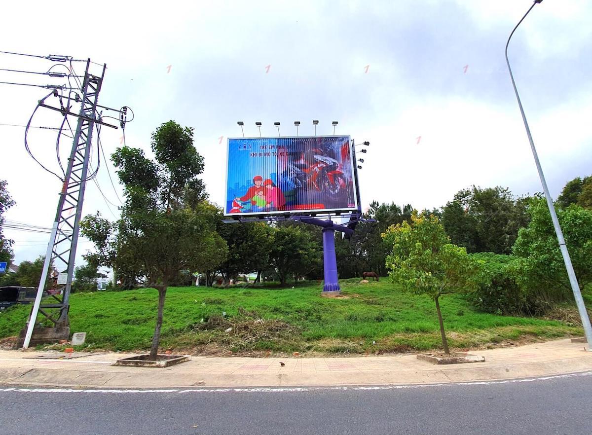 Quảng cáo ngoài trời tại Lâm Đồng