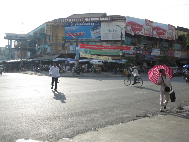 Quảng cáo ngoài trời tại Thái Nguyên
