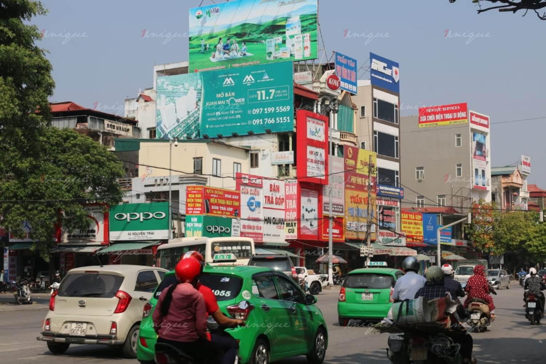 quảng cáo ngoài trời tại Thanh Hóa