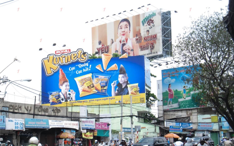 Quảng cáo ngoài trời tại Bà Rịa - Vũng Tàu