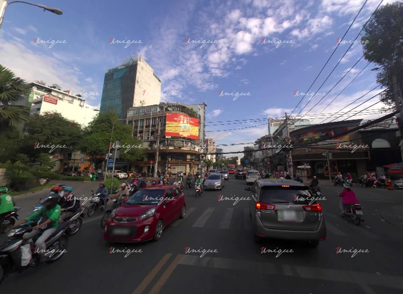 Pano quảng cáo tại 1A1 Ba Tháng Hai, phường 2, quận 11, Hồ Chí Minh