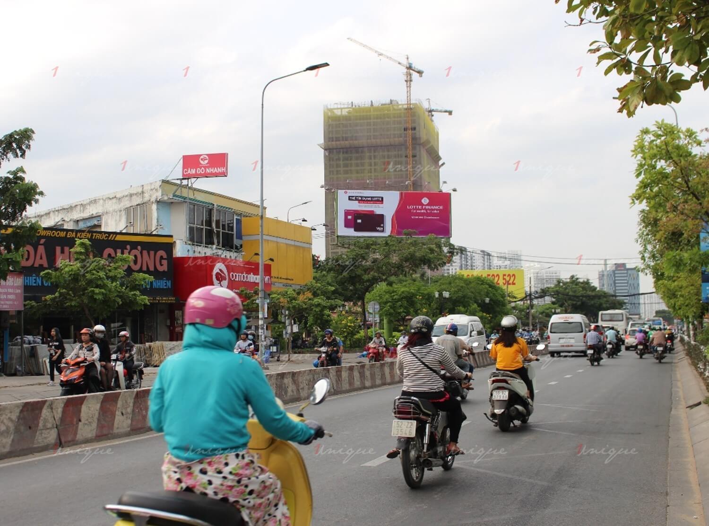billboard quảng cáo mũi tàu nguyễn hữu thọ - lê văn lương