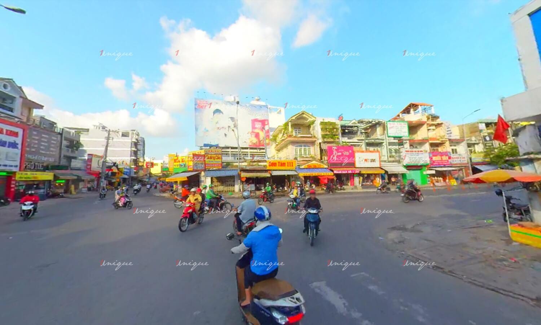 Pano quảng cáo 186 Thống Nhất, Phường 10, Gò Vấp, Hồ Chí Minh