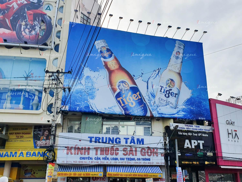 quảng cáo ngoài trời tại an giang