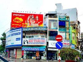 Quảng cáo ngoài trời tại Bình Định
