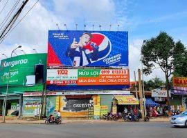 Quảng cáo ngoài trời tại Bình Phước