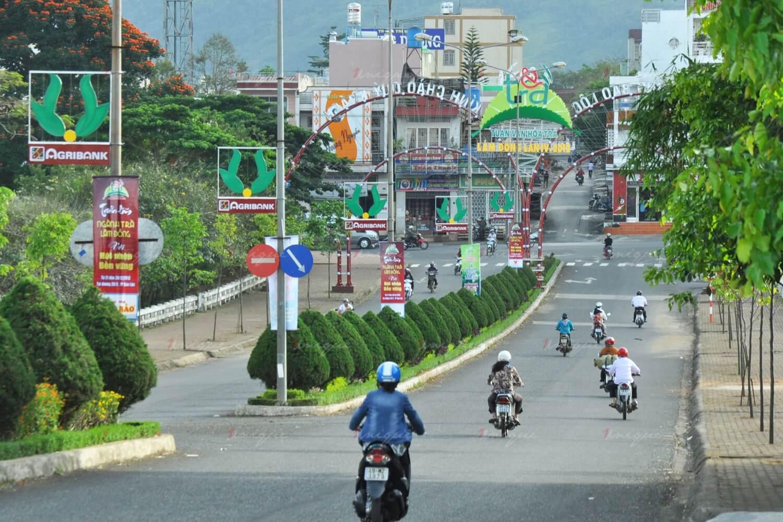 Quảng cáo ngoài trời tại Hà Giang