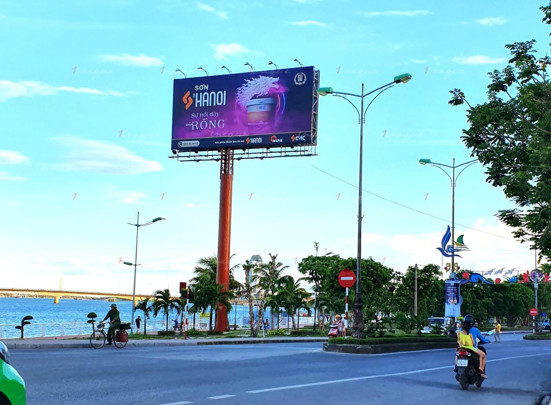 Quảng cáo ngoài trời tại Quảng Bình