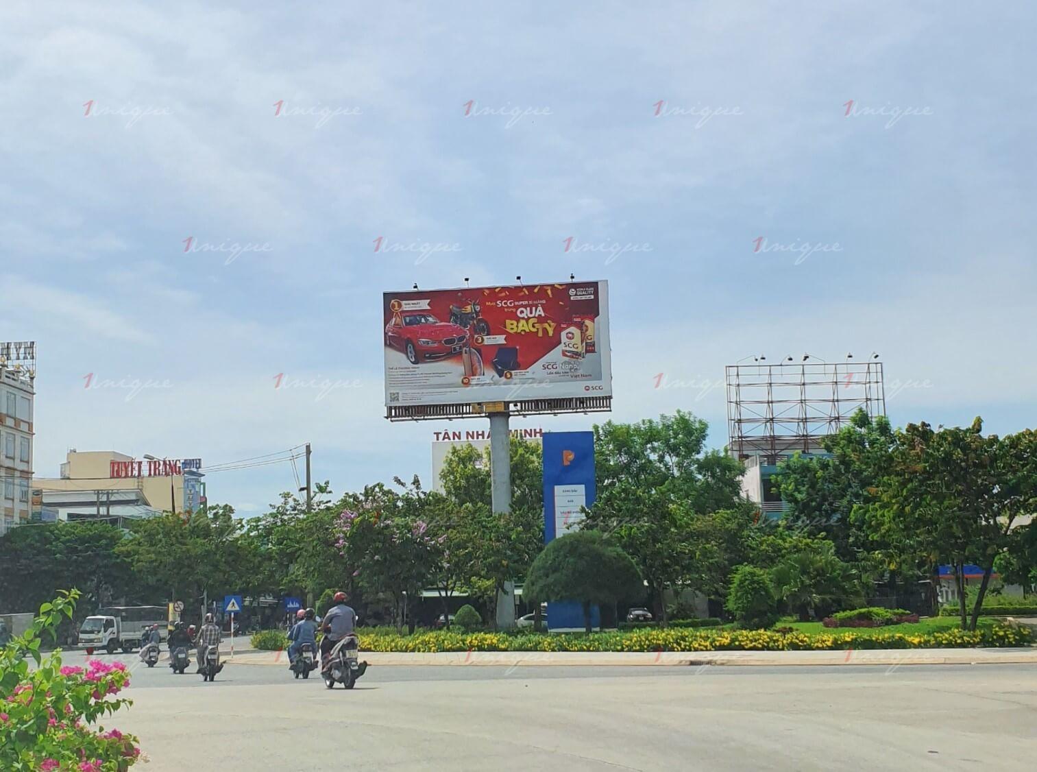 quảng cáo ngoài trời tại quảng nam