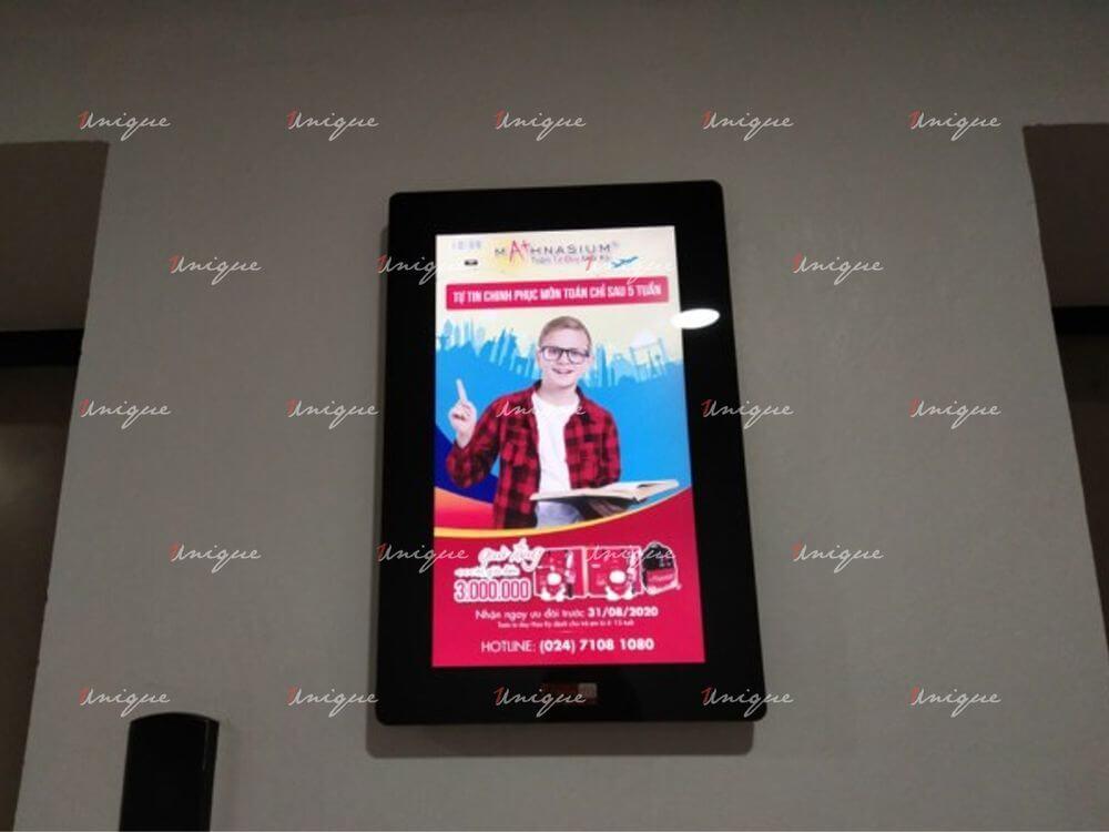 Chiến dịch quảng cáo ngoài trời tại nhiều tỉnh thành của Mathnasium