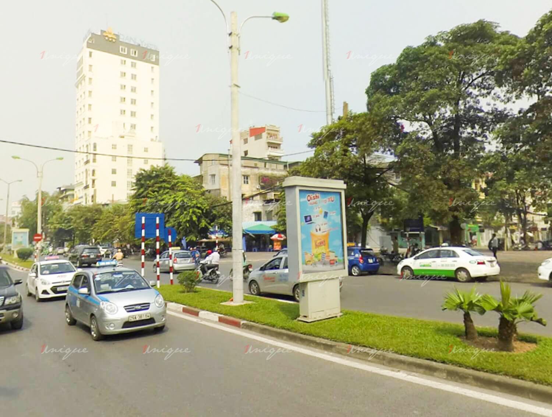 quảng cáo biển hộp đèn đường Đào Tấn, Hà Nội