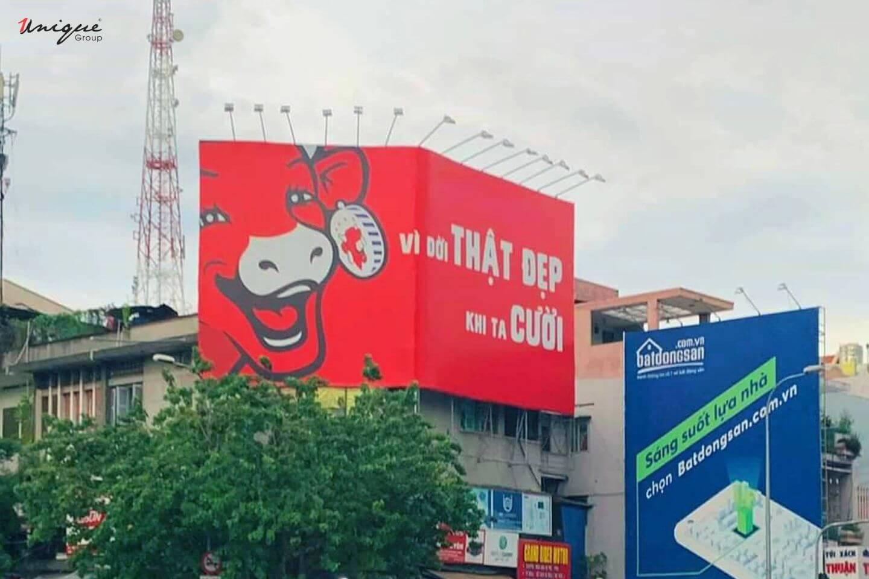 nghề quảng cáo ngoài trời