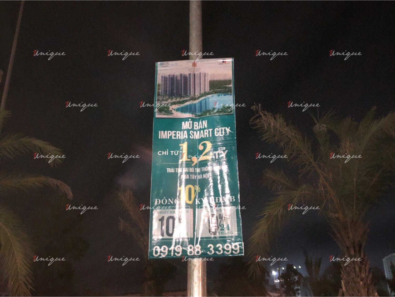 Dịch vụ treo banner băng rôn phướn quảng cáo