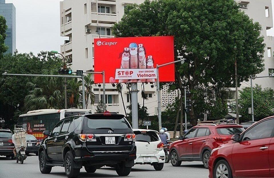 quảng cáo ngoài trời sau dịch covid - 19