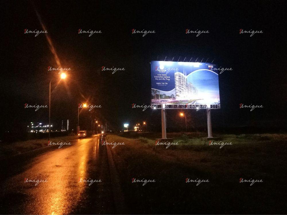 Billboard quảng cáo của dự án bất động sản The Aston Nha Trang
