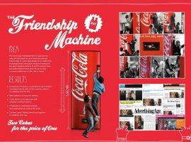 Coca Cola và những chiến dịch quảng cáo tương tác đầy cảm hứng