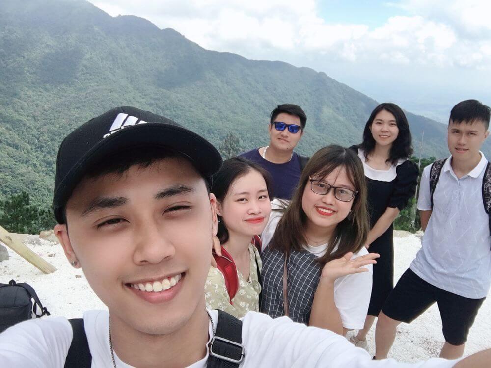 Chuyến du lịch Tam Đảo đầy niềm vui của các bạn trẻ phòng Truyền thông