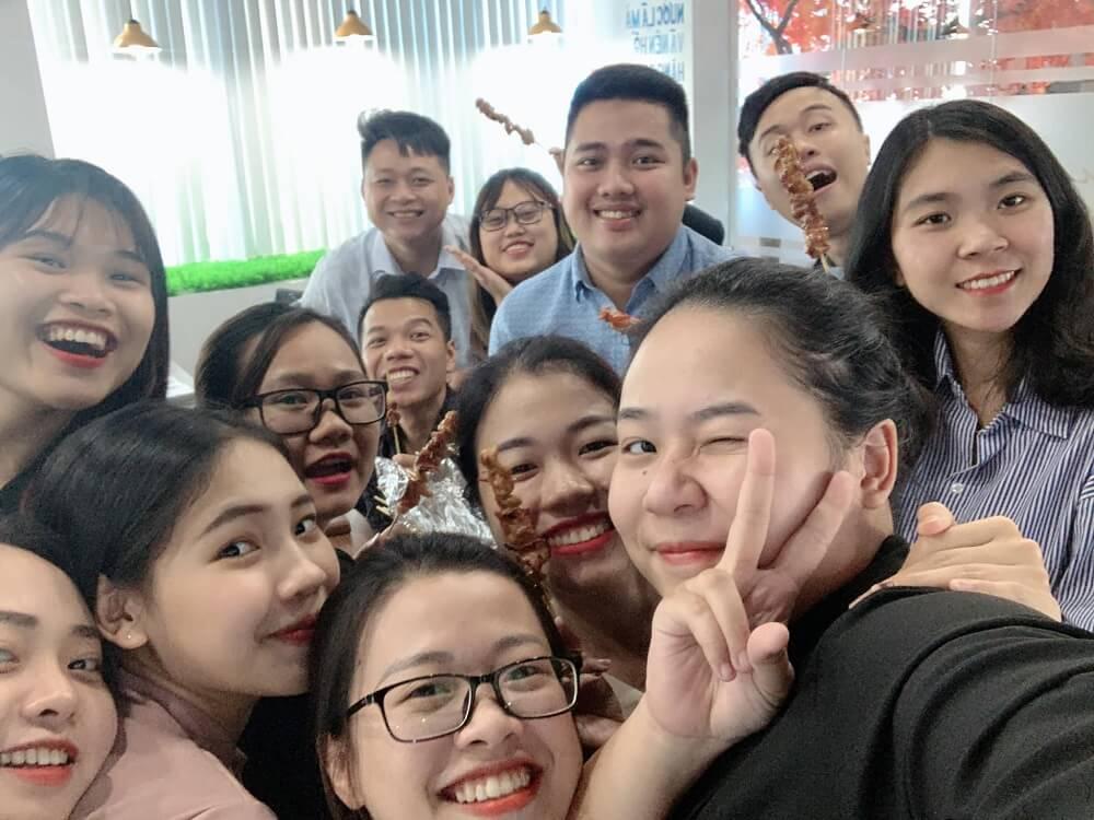 Unique chúc mừng sinh nhật Nghiêm Anh Minh