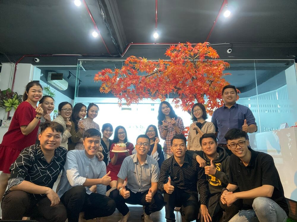 Unique chúc mừng sinh nhật Trần Hồng Nhung 18/11/2020