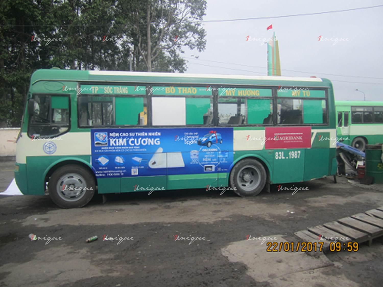 quảng cáo xe bus sóc trăng