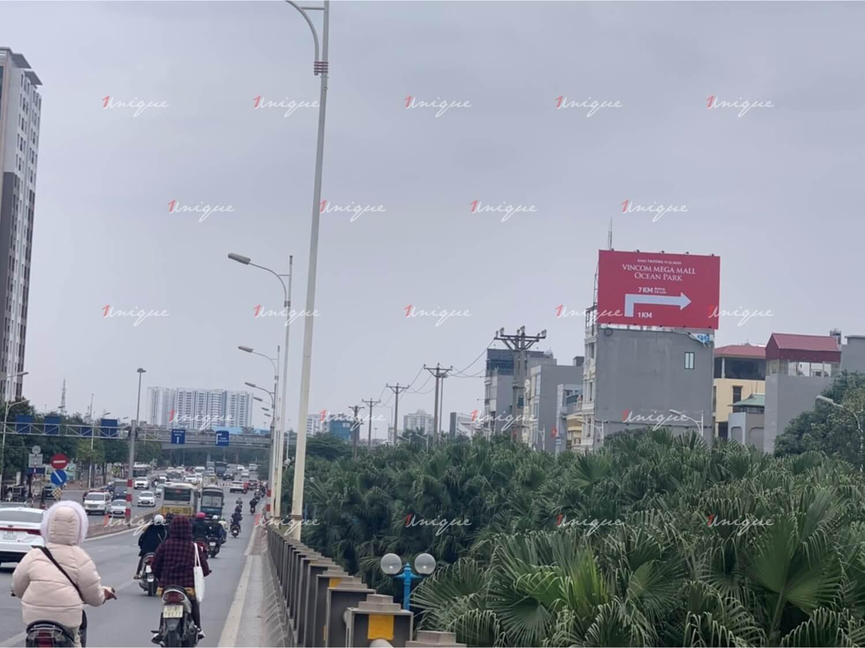 Chiến dịch quảng cáo ngoài trời khai trương Vincom Mega Mall Ocean Park