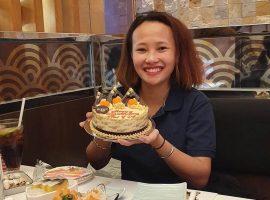 Unique Family chúc mừng sinh nhật Như Ý