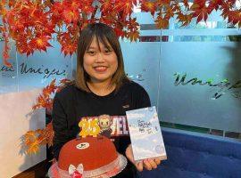 Unique chúc mừng sinh nhật Thanh Huyền 4/1/2021