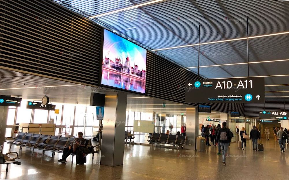bảng báo giá quảng cáo sân bay