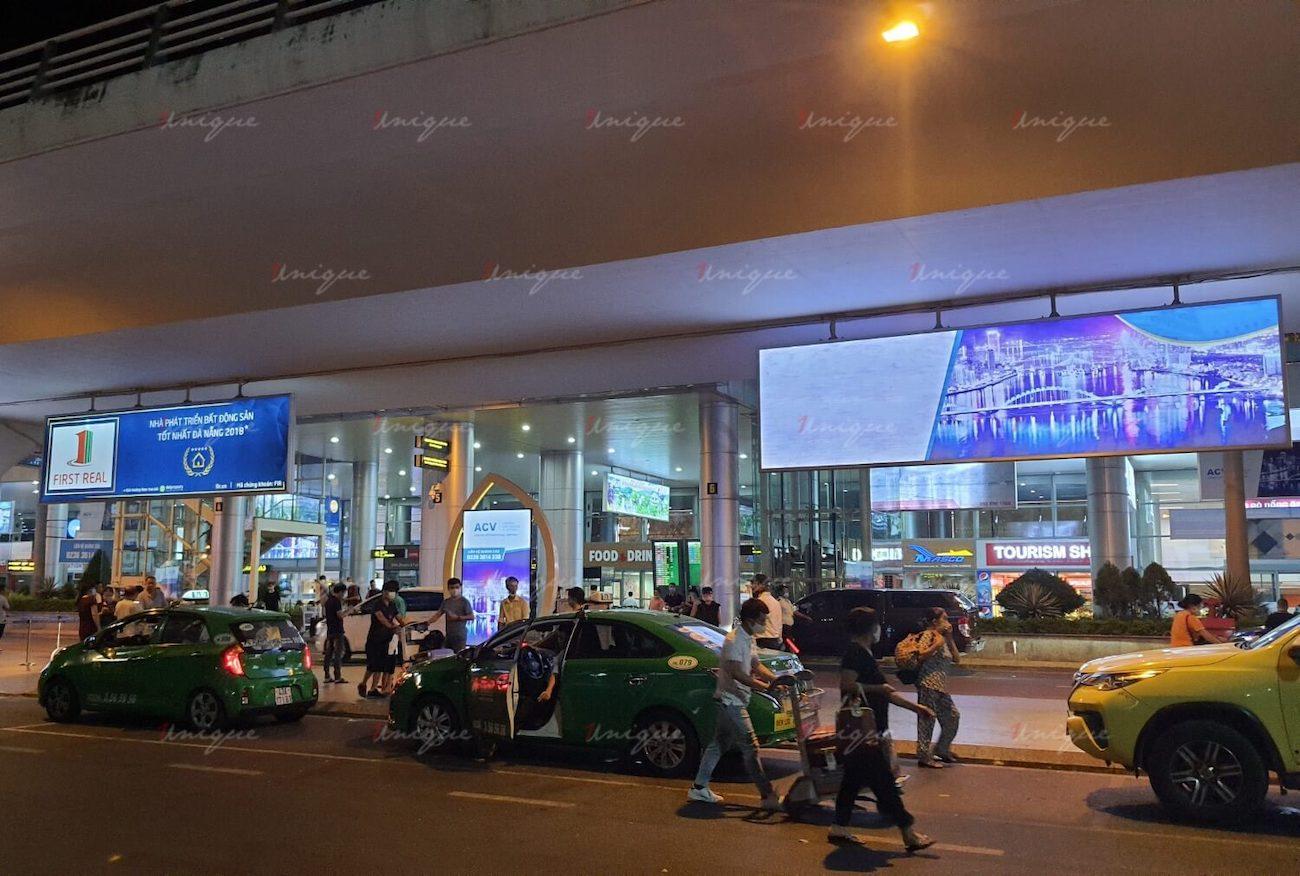 Quảng cáo sân bay Đà Nẵng