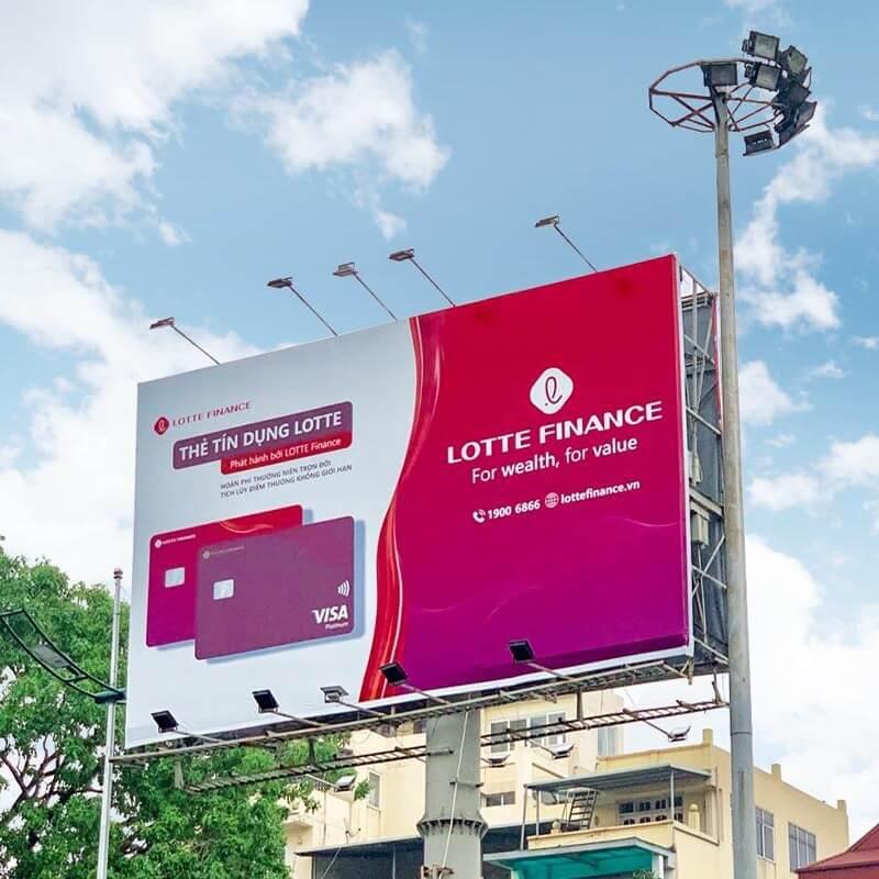 dịch vụ quảng cáo biển billboard ngoài trời