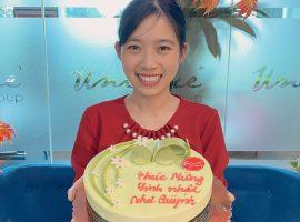 Unique chúc mừng sinh nhật Như Quỳnh