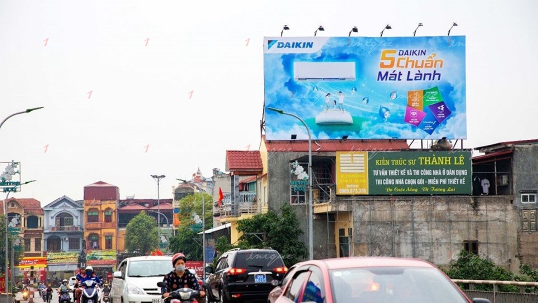 Biển quảng cáo tấm lớn