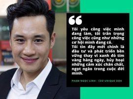 """CEO Phạm Ngọc Linh: """"Tôi đã nghiện chứng khoán như thế nào?"""""""