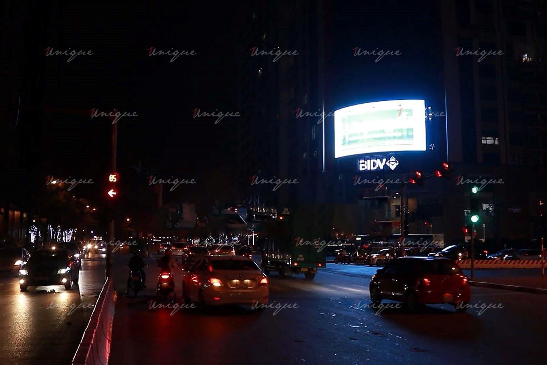 Màn hình Led quảng cáo ngoài trời tại Nút giao Lê Đức Thọ - Hàm Nghi