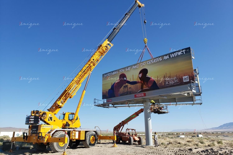 thi công billboard quảng cáo ngoài trời