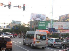 Bất động sản Vimefulland quảng cáo Pano Billboard ngoài trời